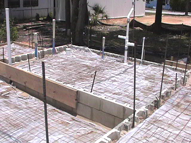 Foundation And Slab